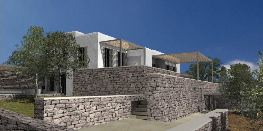 House Renovation Mykonos – Before & After