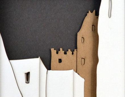 Patmos, cut-outs