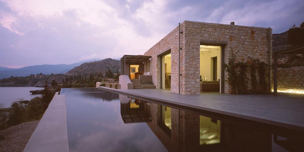Vacation House in Kardamili, Messinia