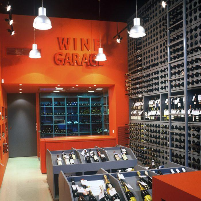 Wine Garage, Liquor store, Ekali